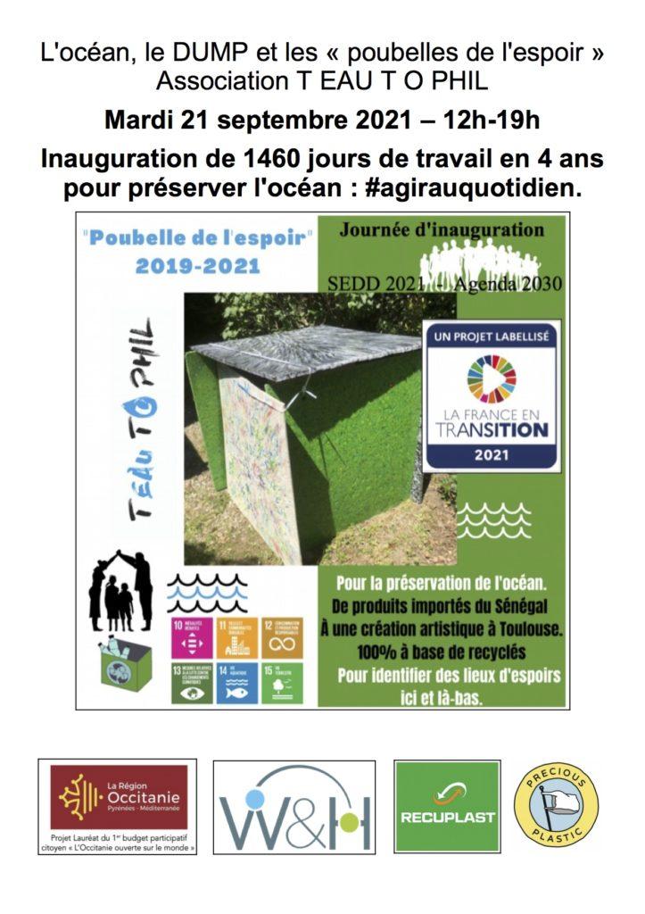 Nos partenaires en France et au Sénégal pour ce travail exposé